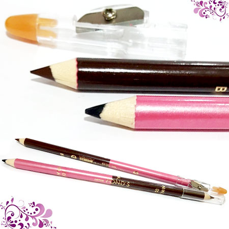 PENSIL ALIS PONDS 2 WARNA isi 3