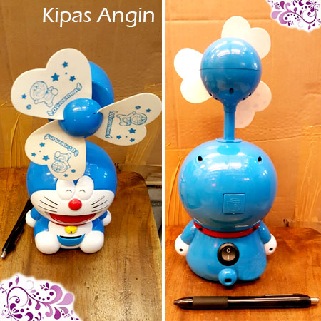 KIPAS ANGIN DORAEMON