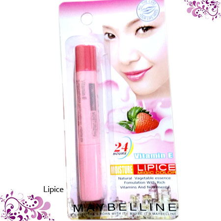 LIPICE MAYBELLINE