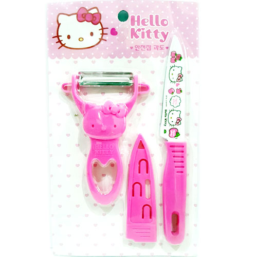 PISAU SET HELLOKITTY