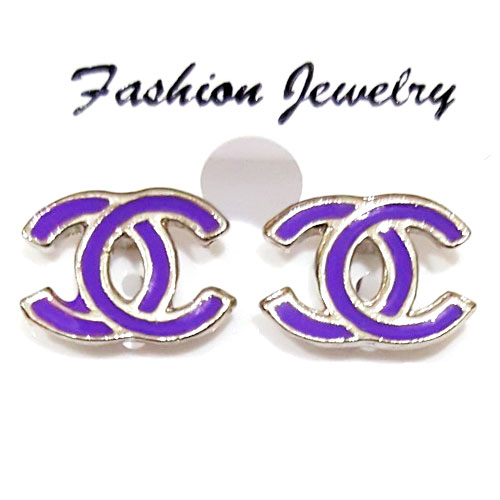 ANTING CHANEL FASHION PURPLE