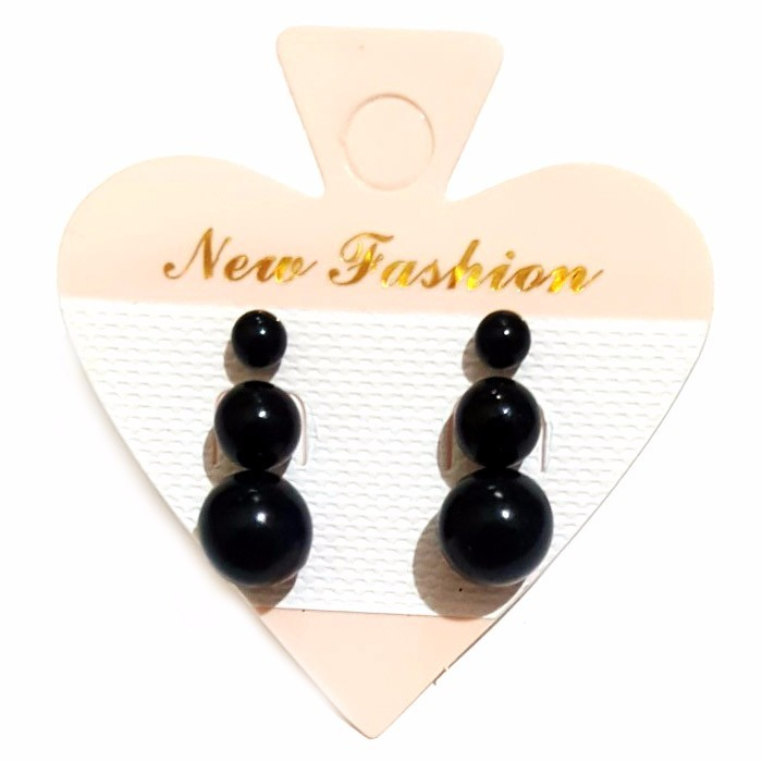 ANTING FASHION isi 3 - BLACK