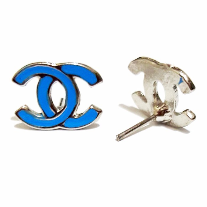 ANTING CHANEL FASHION BLUE