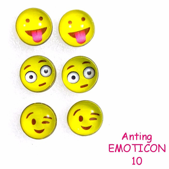 ANTING EMOJI - 10