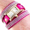 JAM LILIT CRYSTAL ON PINK