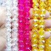 BEADS KRISTAL 10 isi 24 - PINK