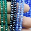 BEADS KRISTAL 4 isi 24 - BLUE