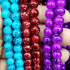 BEADS MARMER 10 isi 24 - RED