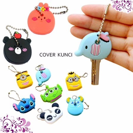 COVER KUNCI - CUTE BLUE