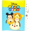 BUKU DIARY PIN - DISNEY BLUE