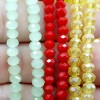 BEADS KRISTAL 4 isi 24 - YELLOW LEMON