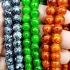 BEADS MARMER 10 isi 24 - GREEN
