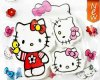 PENGHAPUS HELLOKITTY SET isi 3