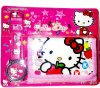 DOMPET set JAM HELLOKITTY